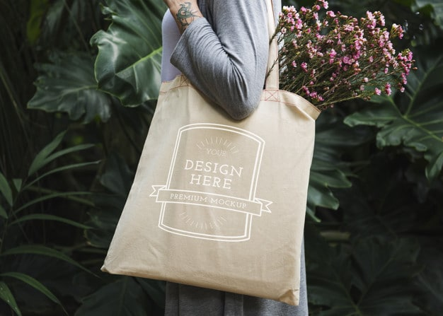 Keunggulan tote bag blacu